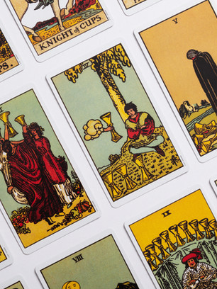 FIND OUT THE TAROT CARD FOR YOUR ZODIAC SIGN
