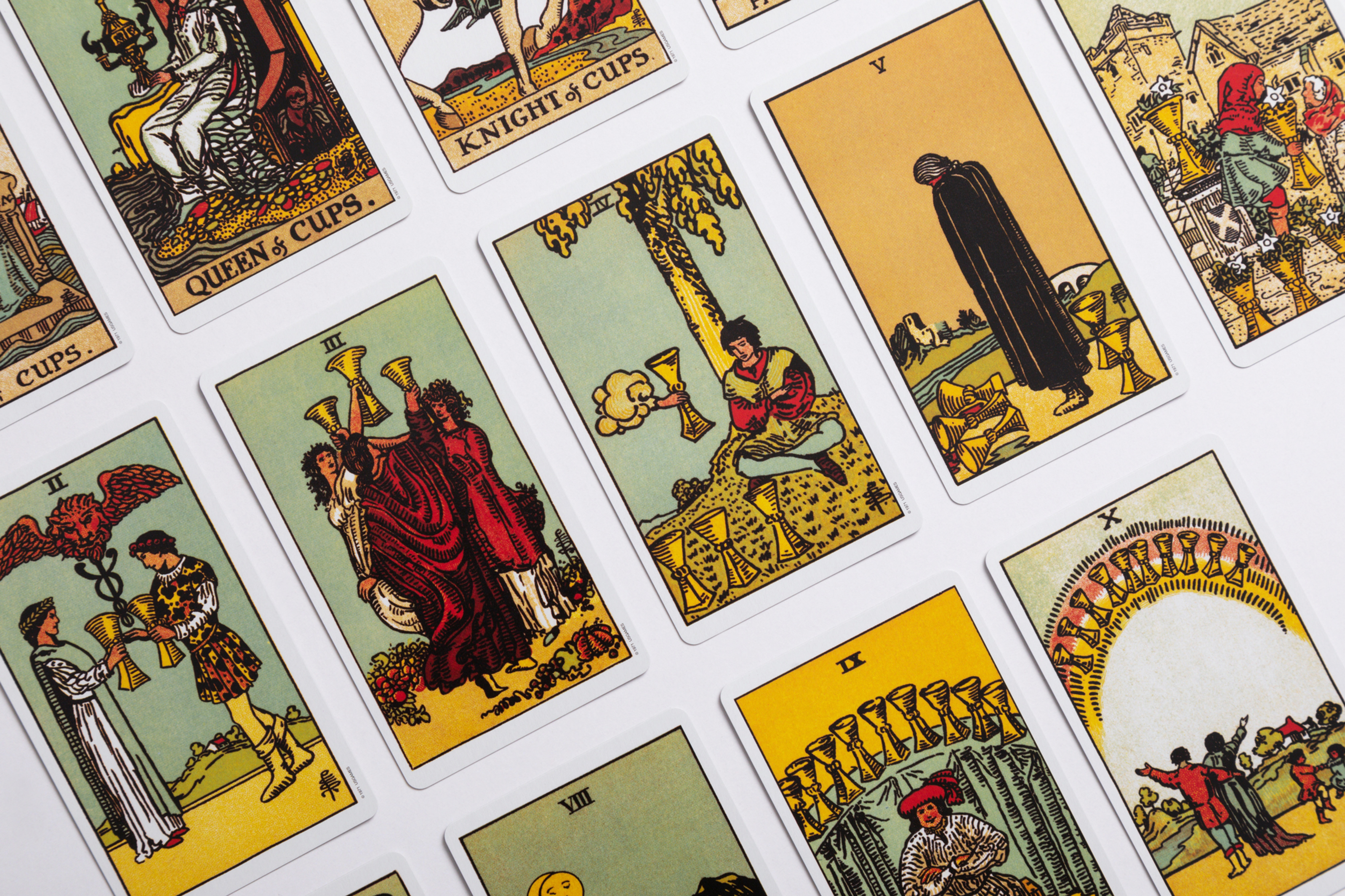 Intuitive Tarot Reading  One Question