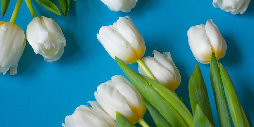 Spring Flower Arranging Class