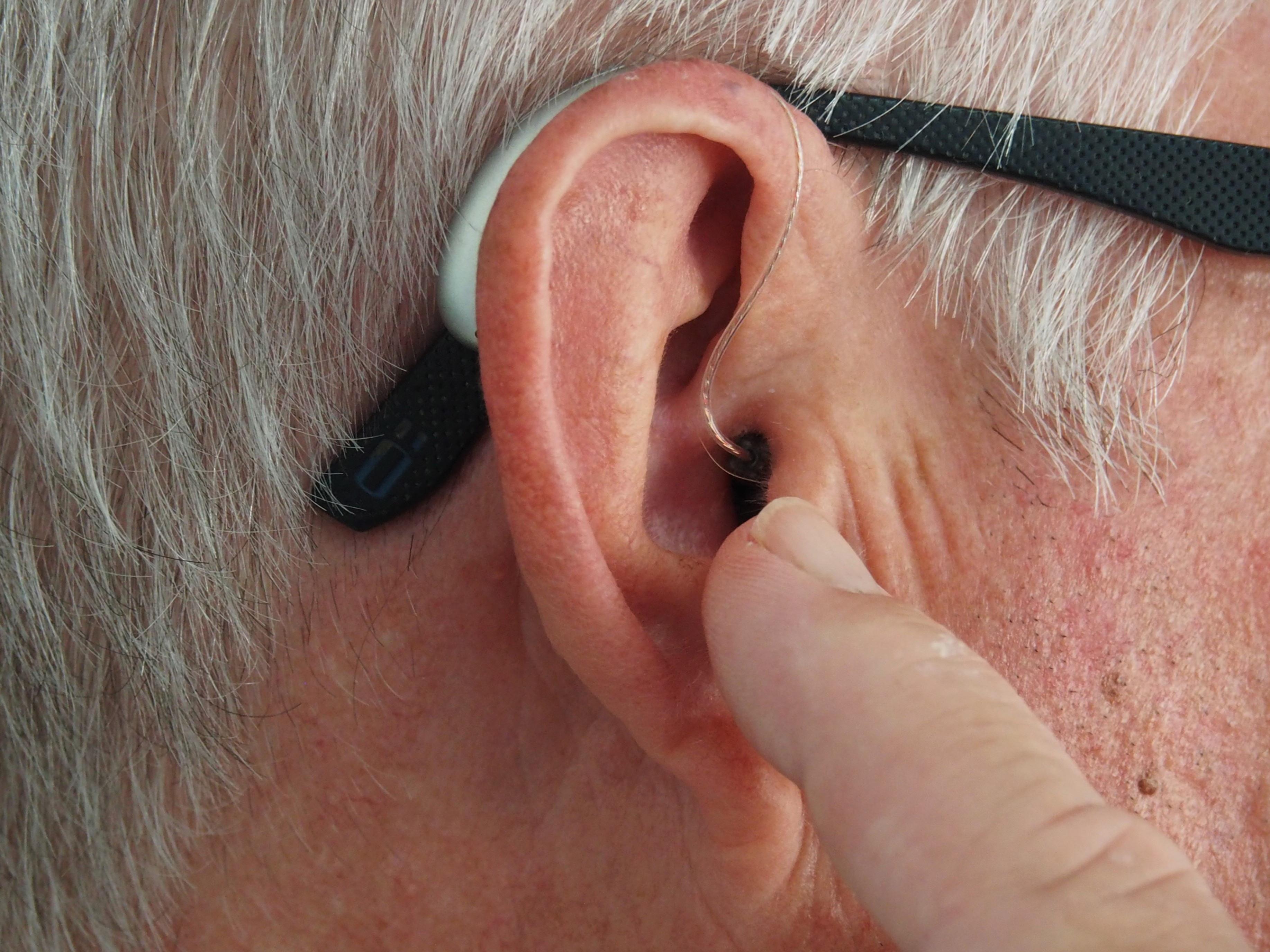 Hearing Aid Reprogramming