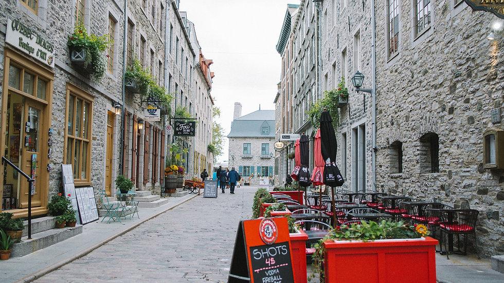Quebec Concierge Package