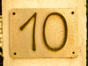 Het huisnummer