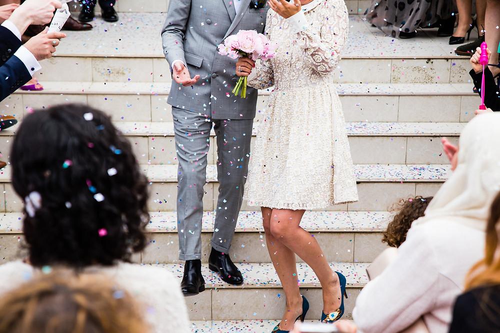 american wedding culture