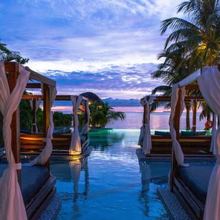 Luxury all inclusive resort