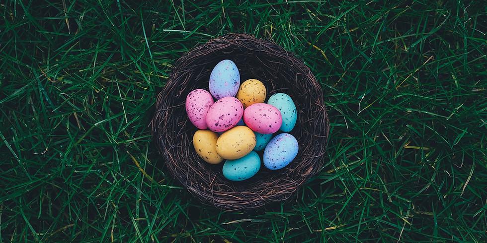 Easter Egg Delivery 2020