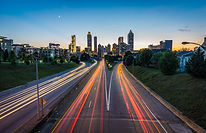 Timelapse of cars on a highway Image by Joey Kyber