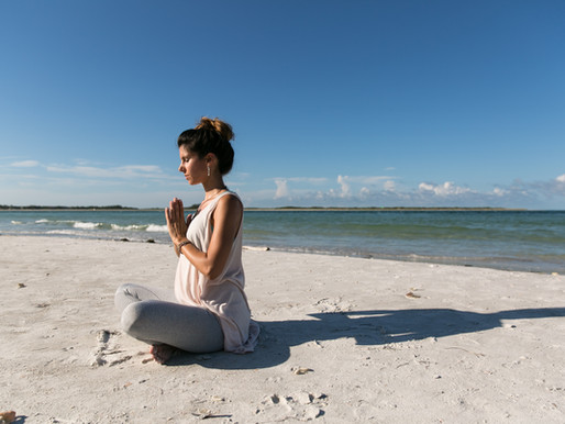 Simple meditation practice for relaxation
