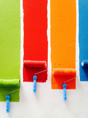 5 reasons to paint