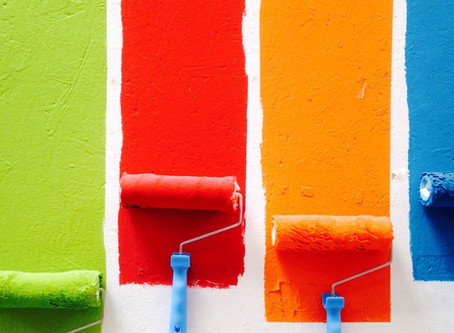 Who are the major paint manufacturer or provider in Singapore?