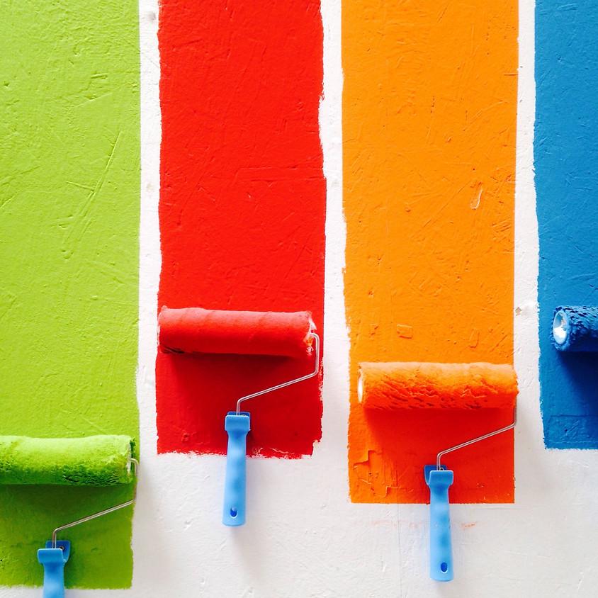 Toffish Decorating & Colour Workshops