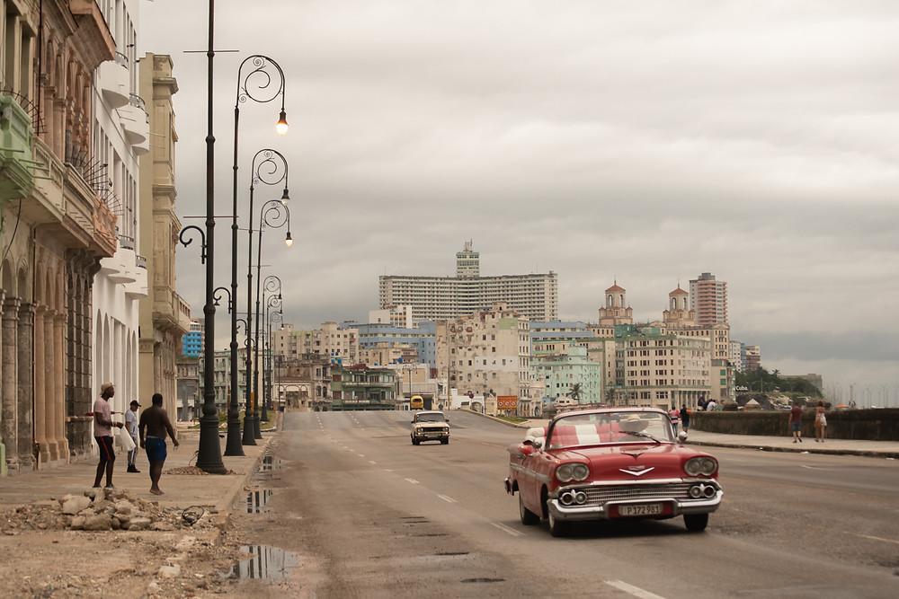 Mejor mes para viajar a Cuba