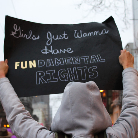 Women's Rights are Human Rights: The 100 Year Anniversary of the 19th Amendment