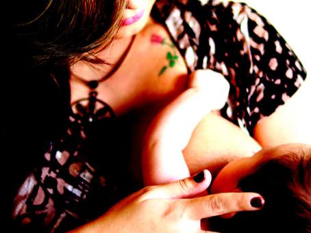 Breastfeeding myths part 1.