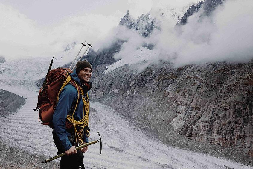UK school expedition leader