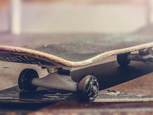 Heres to Skateboarding!