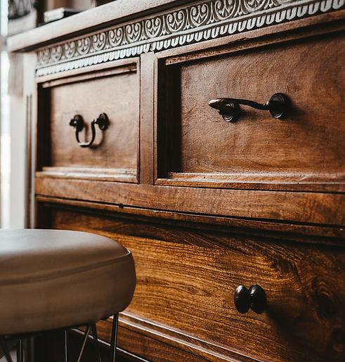 custom cabinet maker and furniture builder