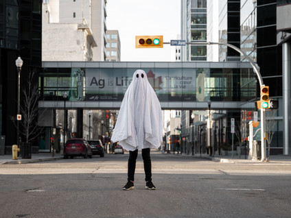 Coming Clean About Being a Ghoster