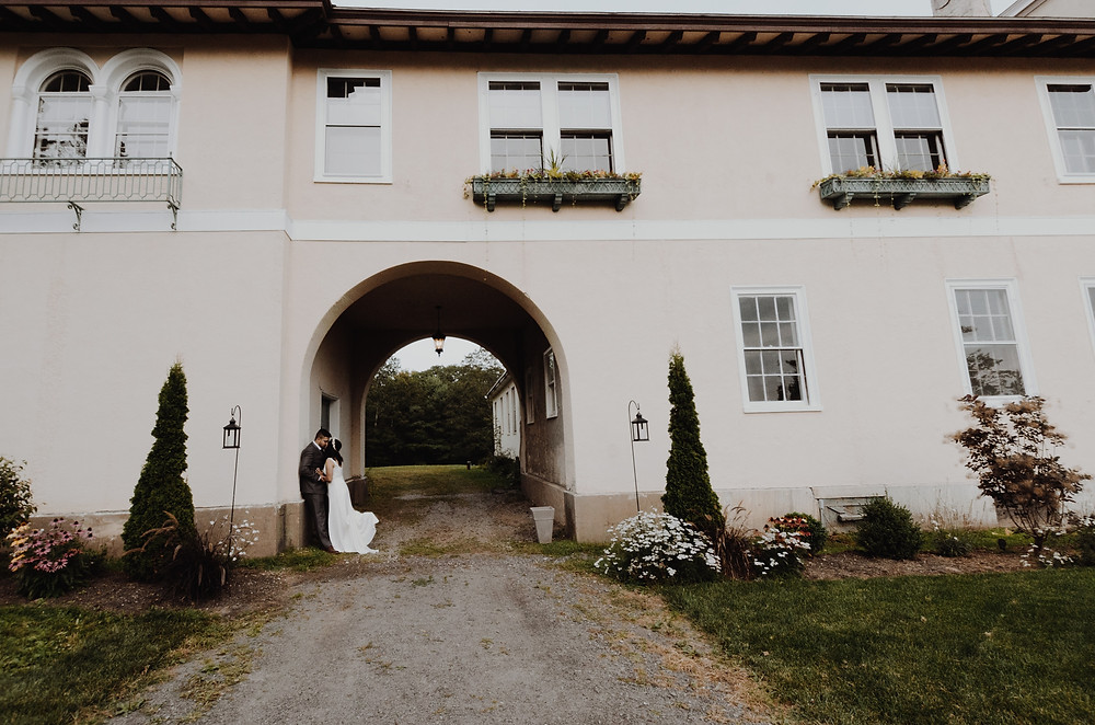 Hochzeit selber planen und Ort für Trauung auswählen