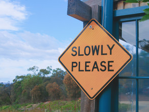 In defense of slow and steady practice