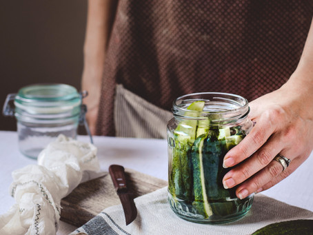 Family Fun Activity: Let's Make Pickles!