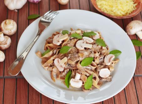 Rezept & die 6 besten Gewürze für die Pilzküche!