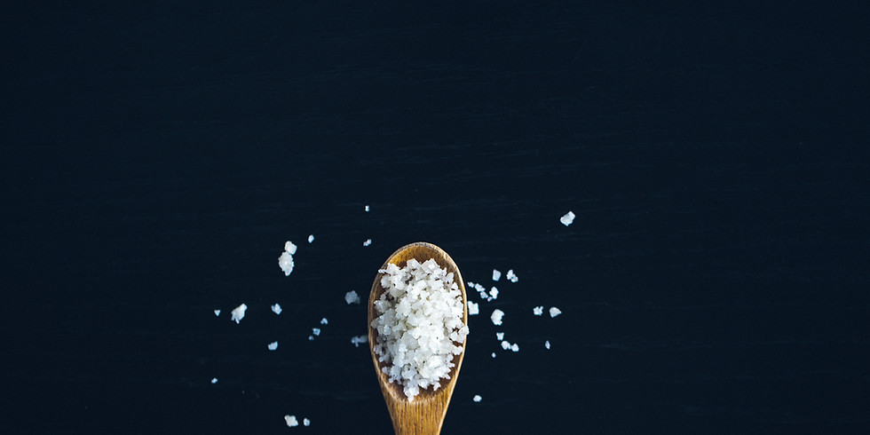 Grace and Salt