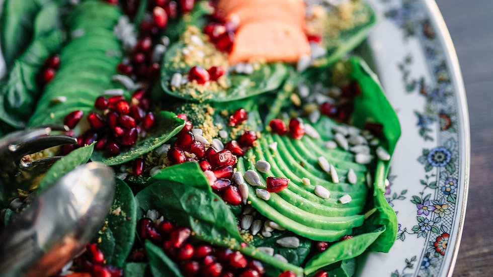 21-Day Whole Foods Cleanse (Group)