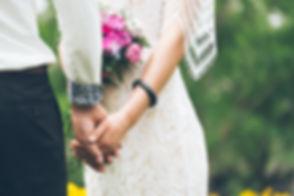 Hochzeitspaar, romantisch, Hände, Image by Wu Jianxiong