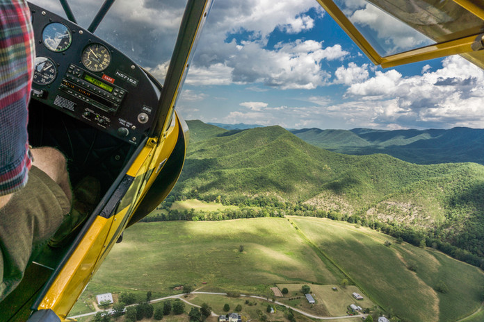tail wheel experience