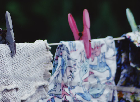 Top Tips - Caring for Vintage Clothing