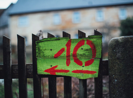 Saturday Writing Prompt - Count to Ten - 23rd May
