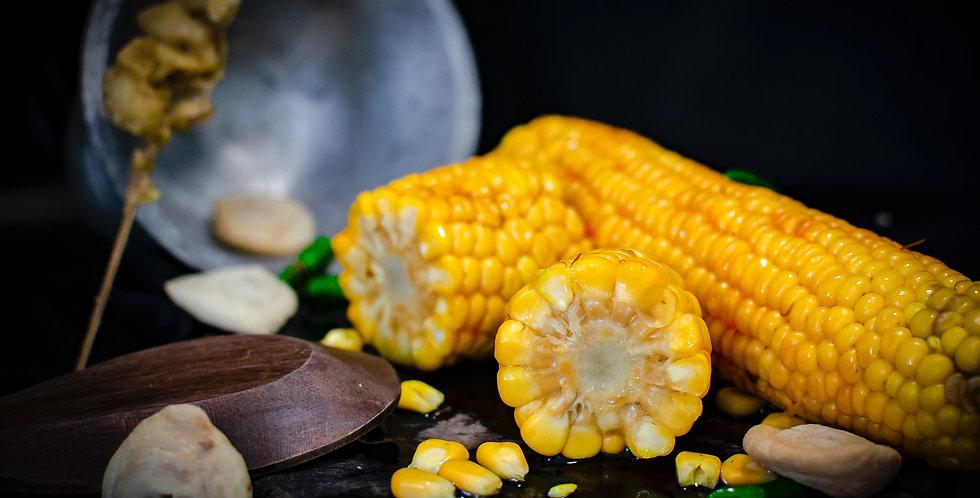 Mirlo's Corn on the Cob Side Organic