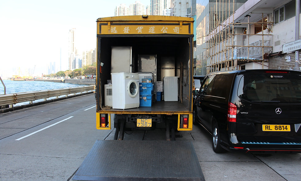 My Movers: Moving & Storage
