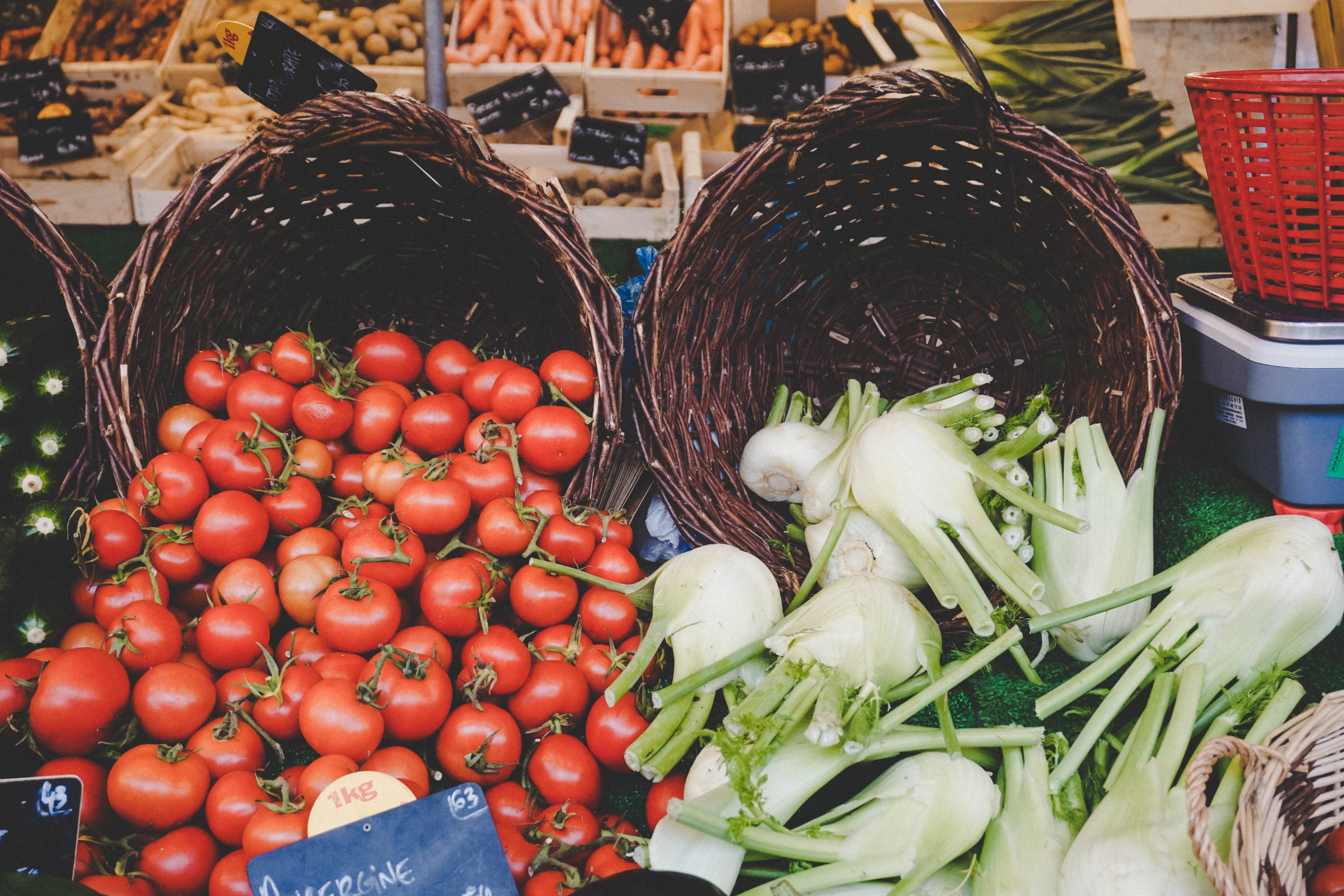 How to grow for farmers market