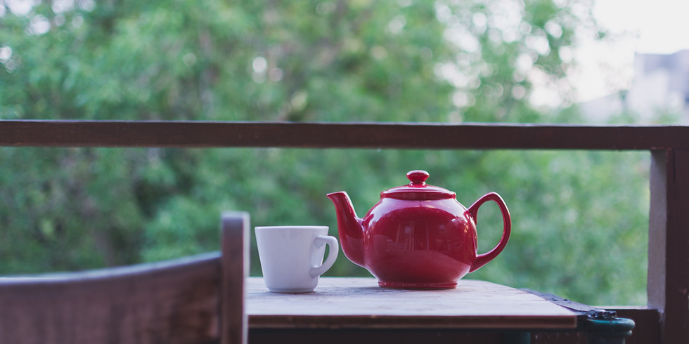 Online Tea Mindfulness and Tea Master Class 5 Tea Journey In Our Body and Health Benefits