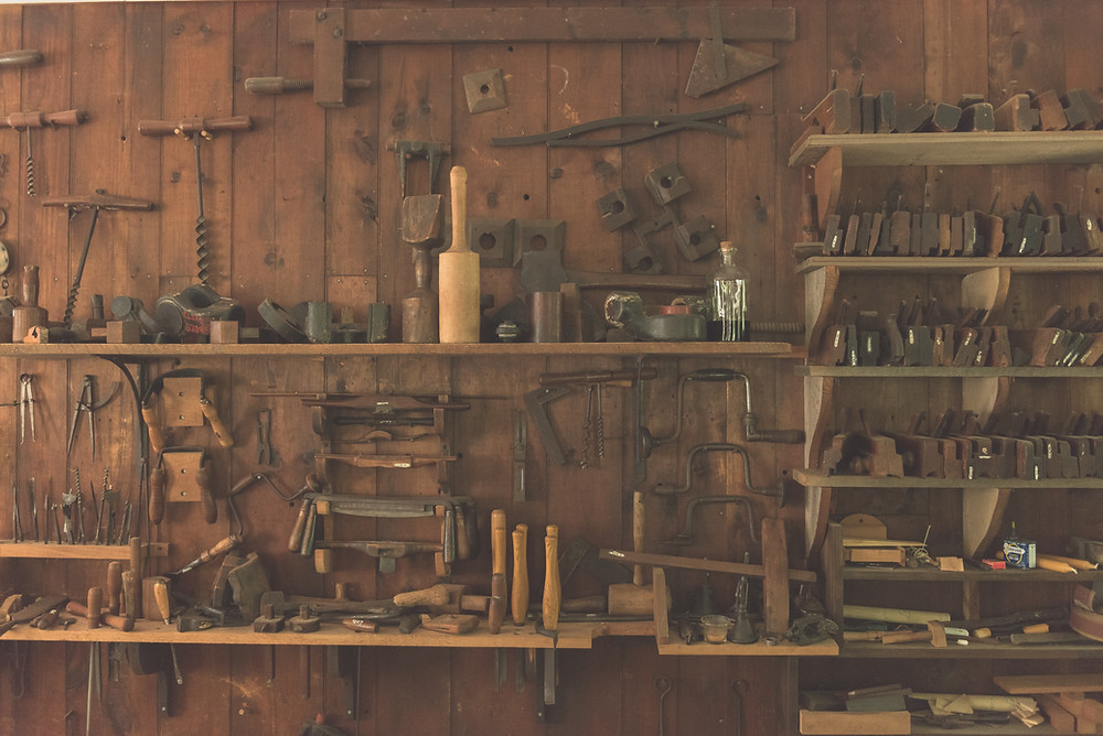 shed tools