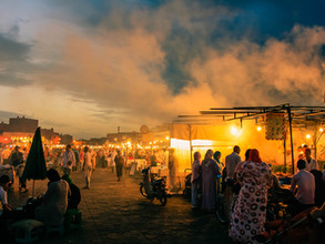 Marrakech for the foodies