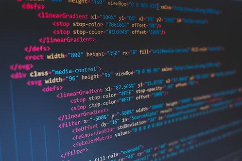 Web Design (HTML & CSS) for Kids