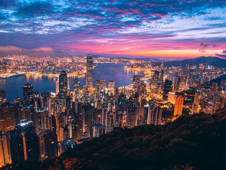 Targi w Hongkongu w 2019 roku