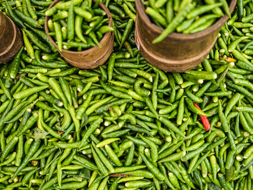 Fresh Corp Green Chilli