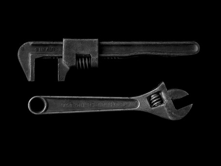 The adjustable wrench analogy
