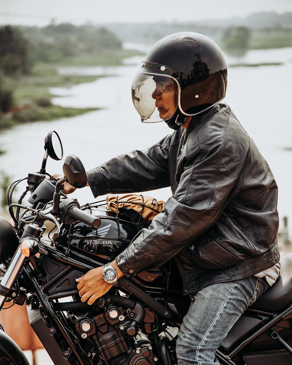 Consommation d'essence en moto et scooter