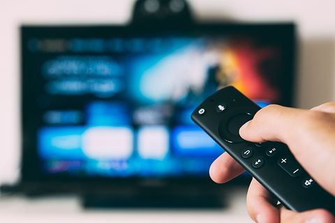 high tech home video setup