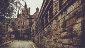 Life Lesson #12: Edinburgh is full of stairs; plan accordingly