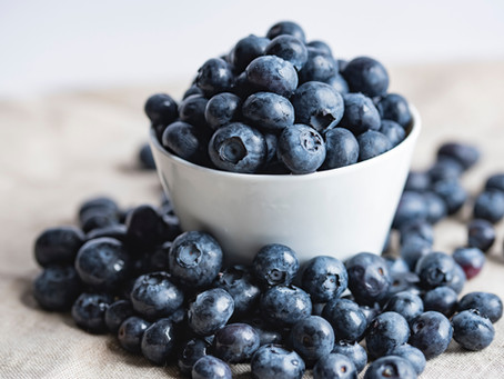 Studies have shown that BC frozen blueberries have more advantages in health than fresh berries