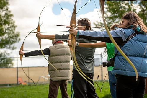 Mobile Archery Range
