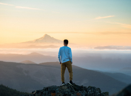 4 Calming Steps to Sustained Happiness