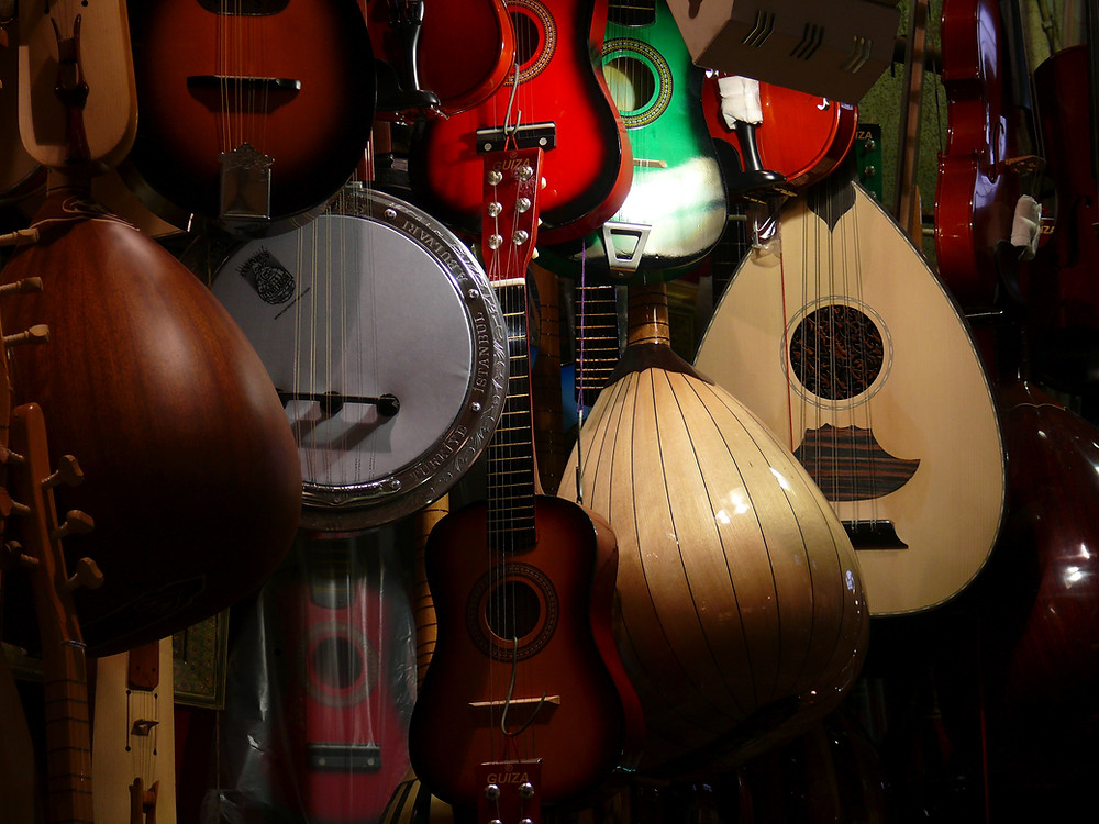 Picture of Guitars