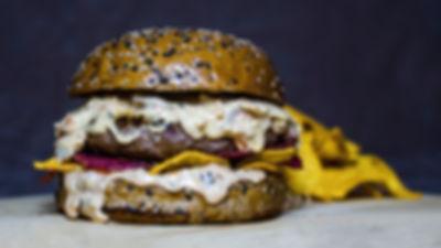 Bailey Conor special Burger