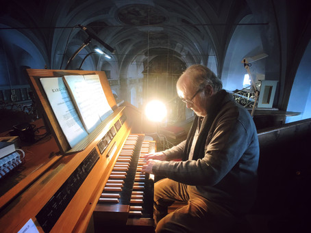 My Organist has Dementia what should I do?